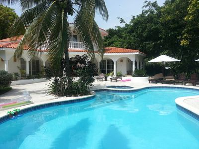 Photo for Live like a 'Rock-Star' All-inclusive Holiday Vacation Luxury 6 Bedroom Villa