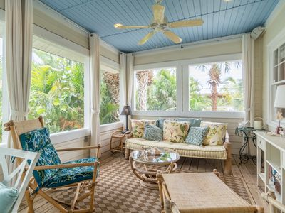 Photo for Adorable 2BR Cottage Near Beach w/ Wraparound Deck