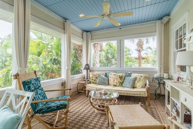 Screened Porch - Welcome to Fort Myers! This home is professionally managed by TurnKey Vacation Rentals.
