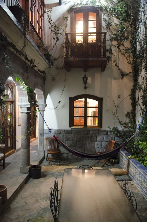 Authentic Spanish Colonial In Colonial Quito Quito