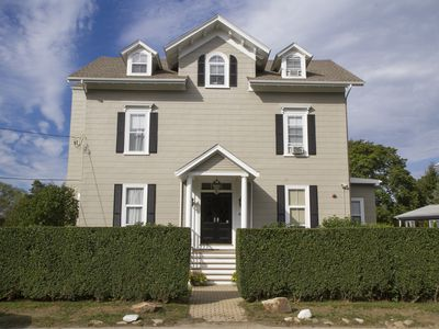 Photo for 2nd Flr 2-Bedroom Unit in historic estate on Coggeshall Ave near Newport Mansion