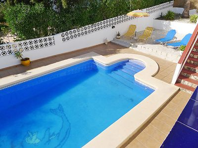 Photo for Vacation home Meluca in Calpe/Calp - 4 persons, 2 bedrooms