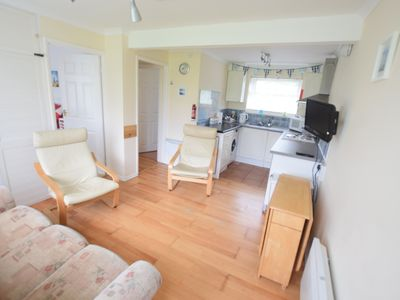 Photo for Chalet 184, Sandown Bay, Isle of Wight, Sleeps 4-6
