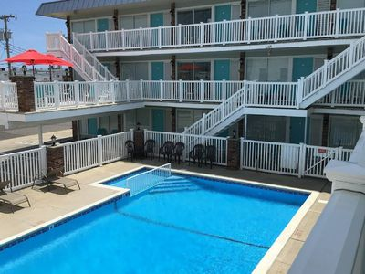 Beach Block North Wildwood NJ Condo