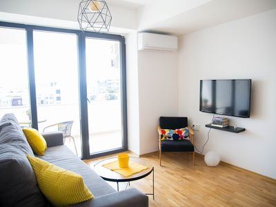 Photo for 1BR Apartment Vacation Rental in Skopje, SK