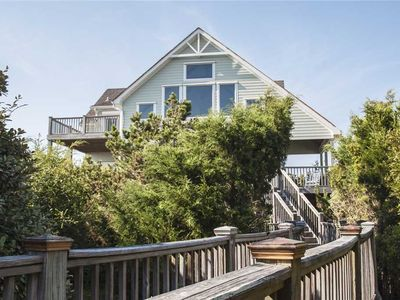 Photo for Azohva: 5 Bed/5.5 Bath Oceanfront Home on Caswell Beach with Views of Intracoastal Waterway