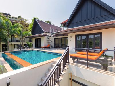 Photo for Luxury Private Pool Villa, Bang Tao