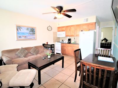 Photo for Tropic Breeze Unit 3 Maderia Beach Ground Floor Pool View