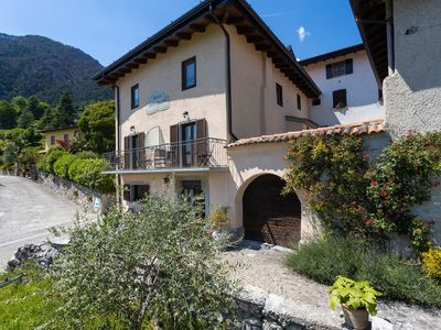 Photo for 2BR Apartment Vacation Rental in Tremosine