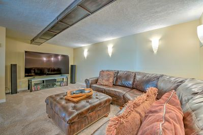 The 3-bedroom, 1-bath vacation rental is perfect for 6.