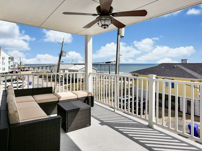 Photo for Blue Wave Condo***Ocean View*** newly remodeled***Great location***