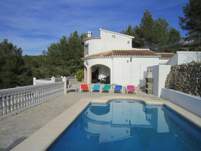 Photo for Casa Bella -   3 Bedroom Villa with private pool, WFI, BBQ