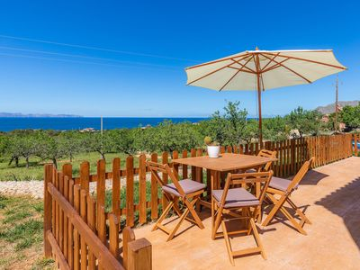 Photo for Rural location with sea views - Villa Petita Sua