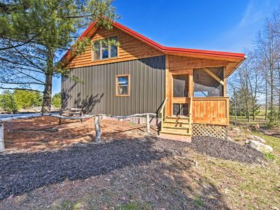 Photo for NEW! 'Honey House Cabin' - A Countryside Retreat!