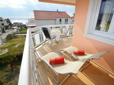 Photo for Apartment Villa Nikaroni in Trogir/Okrug Gornji - 5 persons, 2 bedrooms