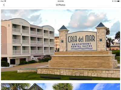 Condo With Best Sunrise, Ocean Casa Del Mar View And Fishing Piers In Galveston!