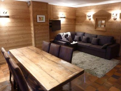 Photo for Newly refurbished flat- Mont d'Arbois -  Luxury