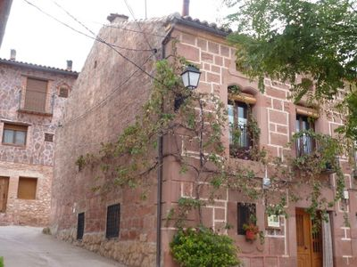 Photo for Self catering Castillo de la Riba for 8 people