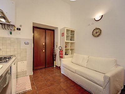 Photo for A very elegant street in a quiet area 20 meter from the Roman forum