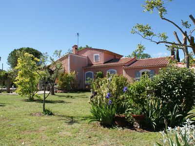 Photo for Beautiful large villa in a quiet 30 mins from the sea