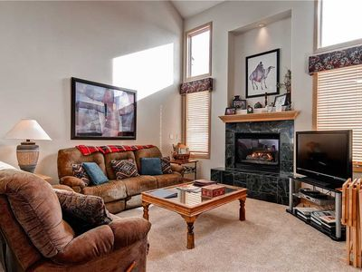 Photo for Luxurious Summer Mtn Townhouse! Great Views, 2-Car Private Heated Garage!