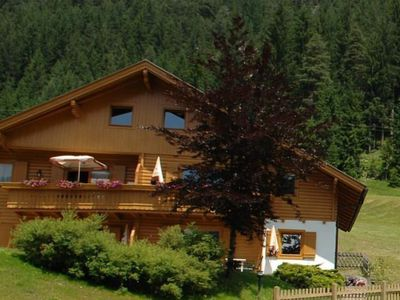 Photo for Chalet Zirbe, App. 506/507 B & B short - Regitnig - 4 * Hotel & Chalets