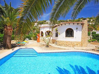 Photo for Vacation home Miss in Benissa - 4 persons, 2 bedrooms