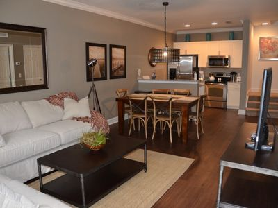 Photo for Modern Bargains - Lucaya Village - Welcome To Cozy 3 Beds 2 Baths Townhome - 3 Miles To Disney