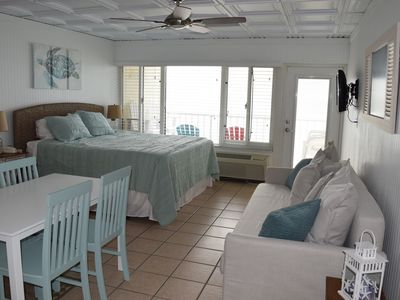 Photo for Beautiful Deluxe Studio On The Beach With Amazing Gulf Views!!!