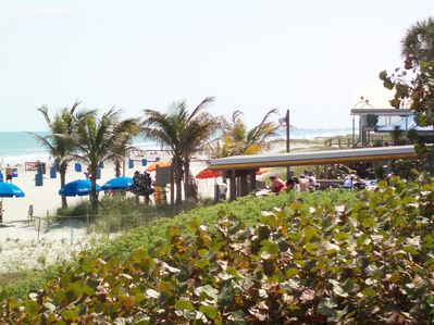 Coconuts Beach bar and grill -the neighborhood favorite