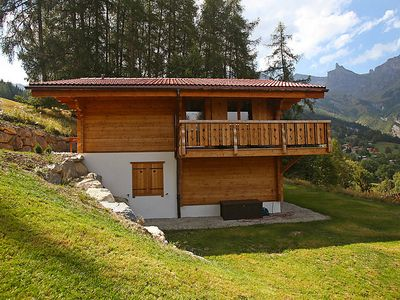 Photo for Vacation home Chloé in Ovronnaz - 6 persons, 3 bedrooms