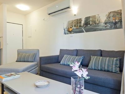 Photo for PRIME Location - beautiful 2 room apartment by the sea
