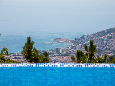 Photo for Villa Adriatic Horizonte 2 With Panorama Sea View And Private Pool