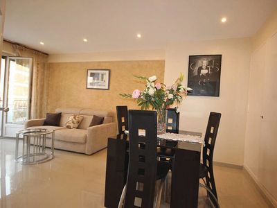 Photo for Nice 2 rooms near Antibes's street in Cannes