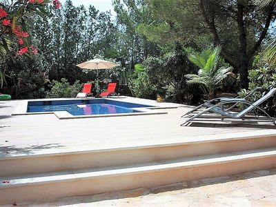 Photo for House ideal for families with children, large garden with pool and playground