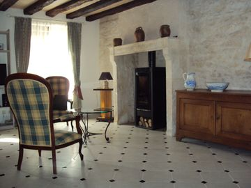 Atelier Jacques Coeur charming house****, outstanding gardens near Bourges