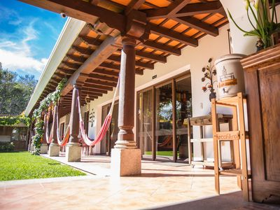 Photo for New hotel in Antigua with large furnished villas and the best internet in town