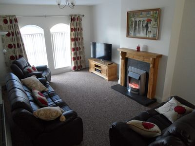 Photo for Luxury Apartment With Private Parking And Gateway To North Antrim Coast