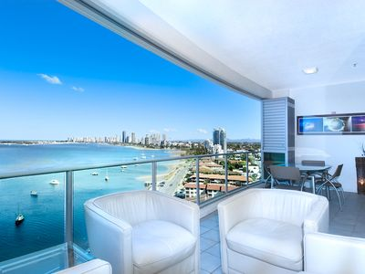 Photo for ❤️ Aqua 5-Star Luxury Apartment by the Sea