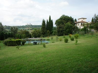 Photo for Il Nibbio, an ancient villa in the heart of Tuscany