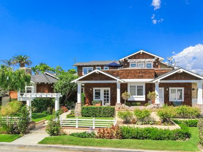 Photo for 150 Yards To The Sand And Village Of Del Mar Close From This Craftsman Beauty