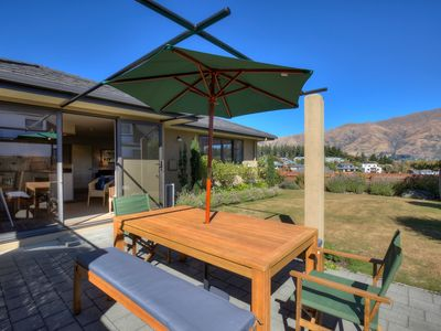Photo for Perfect position | Stunning mountain panorama | Single-storey ease