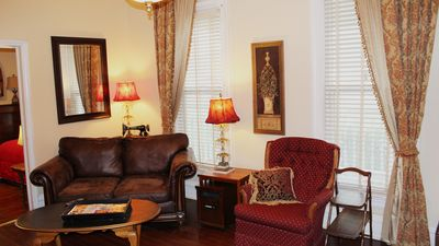Photo for Two Bedroom Apartment in town by The Lighthouse Outlet Mall