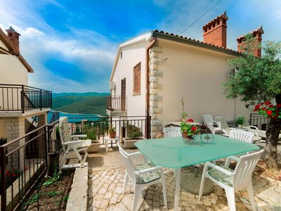 Photo for Two bedroom apartment Marina A1 ARD in Rabac