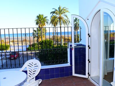 Photo for FIRST LINE OF PLAYA REAL, APARTMENT IN RESIDENTIAL AREA, WIFI