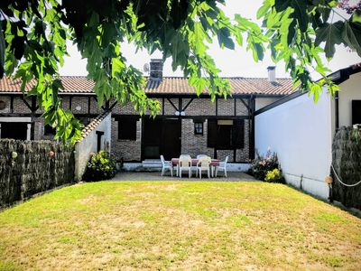 Photo for Pretty House (3 bedrooms-6 persons) Cote Landaise near Ocean