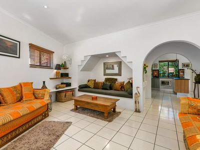 Photo for Vibrant Spanish Style Villa Close to National Park