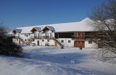Photo for Geinberg Holiday apartments in the countryside in the luxury farm Still