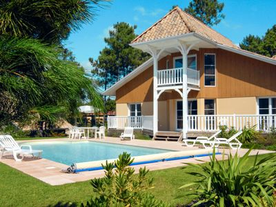 Photo for Vacation home Eden Club (LCA270) in Lacanau - 6 persons, 3 bedrooms
