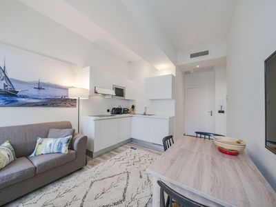 Photo for 1 bedroom RUE OF ANTIBES Cannes mipcom tax-free